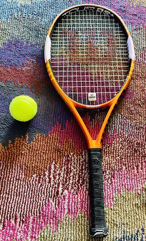 Wilson Junior tour 26 tennis racket for Sale in Las Vegas, NV