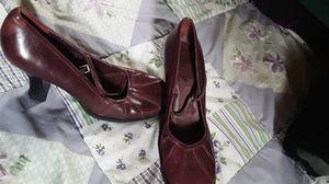 Burgandy Two Lips heels for Sale in Alexandria, VA