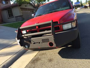 Dodge custom bumpers for Sale in Lincoln, CA