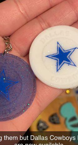 Dallas Cowboys Keychain for Sale in Fresno,  CA