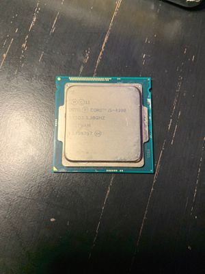 I5-4590 3.30ghz for Sale in Farmers Branch, TX