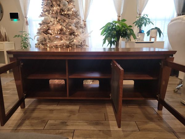 TV Stand (solid wood)