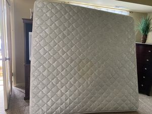King size mattress in good condition. for Sale in Manson, WA