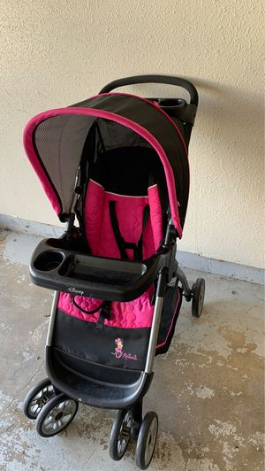 Girls Minnie Mouse Stroller for Sale in Belton, MO