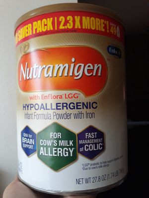 Nutramigen 2 available exp.date 2020 $30 each can for Sale in Lynwood, CA