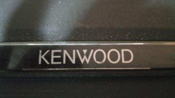 Kenwood 500watt @2ohns Mono Amp! This Is A Nice Amp