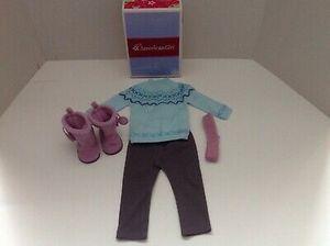 American Girl Doll-Frosty Fair Isle Set Outfit NIB (Retired) for Sale in Westwego, LA