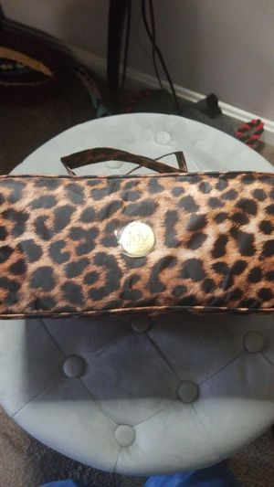New Joy Mangano Foldable Make up bag for Sale in Alexandria, VA