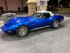 1974 Chevy corvette stingray for Sale in Azusa, CA