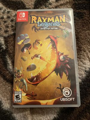 Rayman Legends Definitive Edition (Nintendo Switch) for Sale in Chula Vista, CA