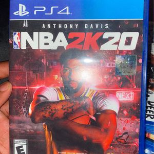 NBA 2k20 for Sale in Montgomery, AL