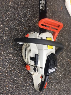 Echo CS520 commercial chainsaw with 20 inch bar for Sale in Norfolk, VA