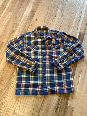 Men's Patagonia Plaid Flannel Button Up Shirt for Sale in Denver, CO