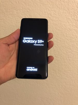 Samsung Galaxy s9+ unlock 4any services T-Mobile metro cricket AT&T Verizon simple mobile lyca mint mobile Mexico overseas Africa Asia for Sale in Glendale, AZ