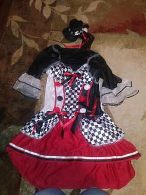 Harlequin Halloween Costume for Sale in Clermont, FL