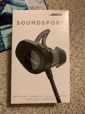 Bose SoundSport Wireless Earbuds for Sale in Anaheim, CA