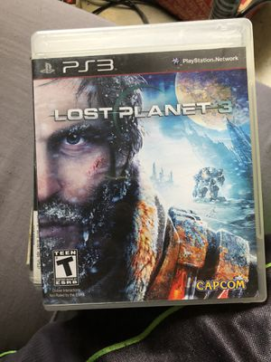 Lost planet 3 for Sale in Manor, TX