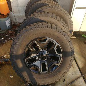 Jeep JKU Wheels for Sale in Monroe, WA