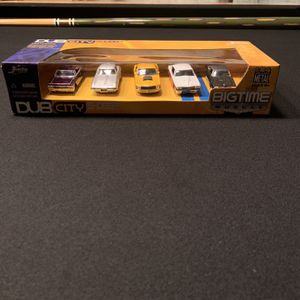 Dub City 5 Deep Big Time Muscle 1:64 Scale Die-Cast Cars for Sale in Glendale, AZ