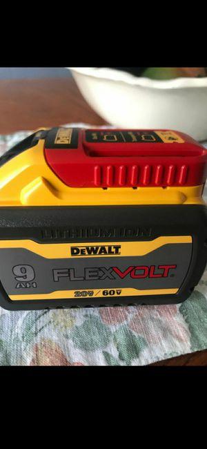 Baterie 20 v 9.0 brand new 130 firm for Sale in Beaverton, OR