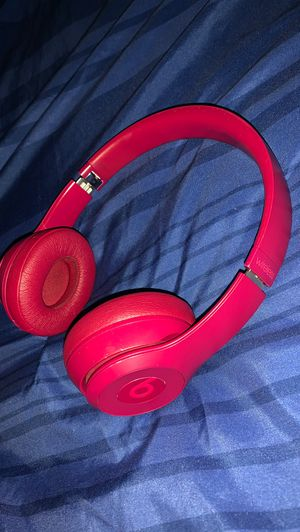 "Beats Solo 3 - Brick Red ""Neighborhood collection"" Limited edition for Sale in Saint Paul, MN"