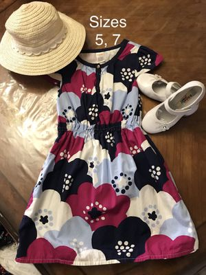 Girl dress(flowers) for Sale in Los Angeles, CA