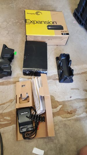 External hard drive for Sale in Puyallup, WA