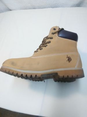 US POLO ASSN Hiking Boots - Size 11 for Sale in Alexandria, VA