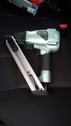 Nail gun - Metabo for Sale in Gray Court, SC