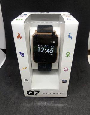 New OpenBox Gold Q7 Sport Smart Watch for Sale in Davenport, FL