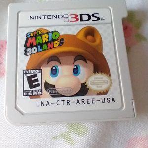 Super Mario 3D Land Nintendo 2/3DS for Sale in Santa Ana, CA