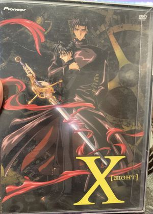 X Anime Series Vol. 5-8 4 DVD Box Set Japan for Sale in Bellevue, WA