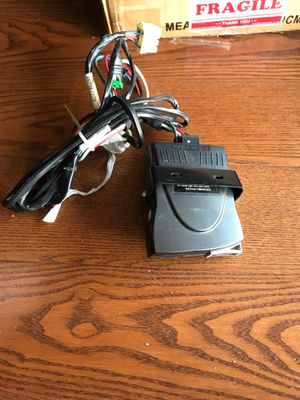 GMC Chevrolet digital brake controller for Sale in Etiwanda, CA