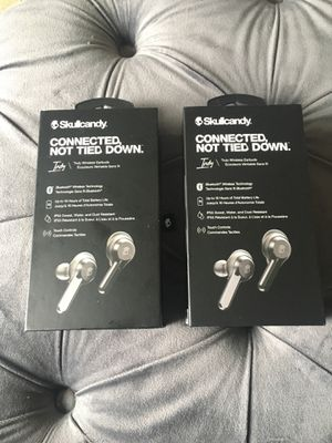 Wireless EarPods by Skullcandy for Sale in Seattle, WA