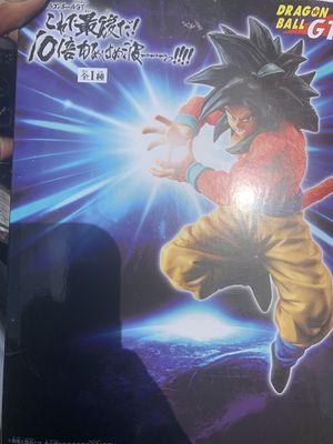 Super Saiyan 4 Goku Statue for Sale in Long Beach, CA