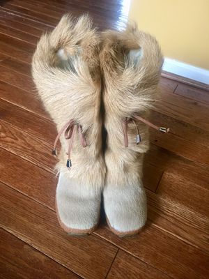 Fur Boot - PAJAR for Sale in Glenarden, MD