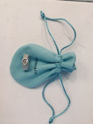 Tiffany & Co. Heart Mesh Ring - Size 5 for Sale in San Diego, CA