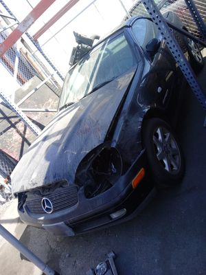 Parts for 2000 slk320 mercedes part out for Sale in Downey, CA