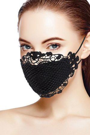 Black lace Face Mask for Sale in Southfield, MI