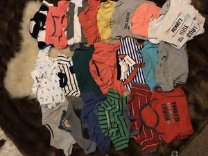 Baby boy clothes 9-18m for Sale in Salt Lake City, UT
