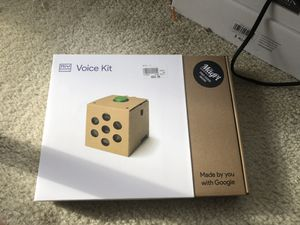 Google AIY Voice kit for Raspberry Pi for Sale in Herndon, VA