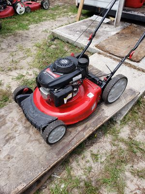 Troy-Bilt lawn mower with Honda engine for Sale in New Port Richey, FL