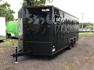 Enclosed trailer 8.5x18 for Sale in Tampa, FL