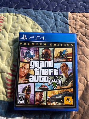 Grand Theft Auto 5 for Sale in Alhambra, CA