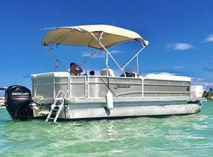 Pontoon Party Boat 24ft for Sale in SUNNY ISL BCH, FL