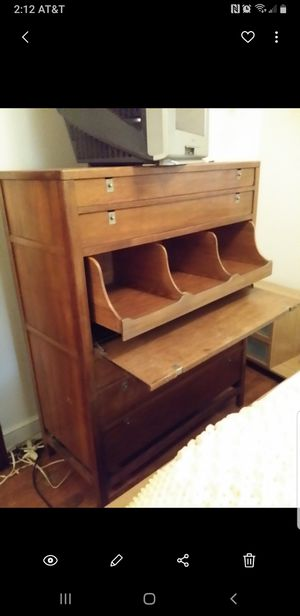 Antique Secretary Desk for Sale in Bristow, VA