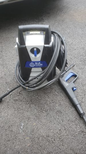 Blue Clean power washer 1500 for Sale in Bothell, WA