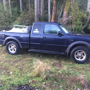 01 Ford Ranger/Xlt/Four-Wheel-Drive01 Ford ranger/XLT/4x4 for Sale in Longbranch, WA