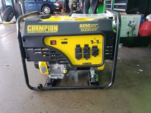 Brand new 5000watt genarator for Sale in Grove City, OH