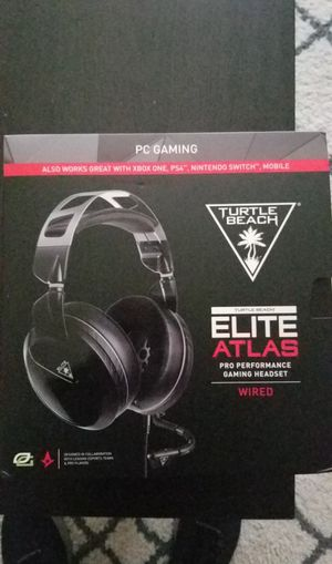 Turtle beach Elite Atlas headset for Sale in Chicago, IL
